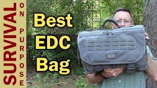 getlinkyoutube.com-Vanquest Envoy 3.0 Tactical Messenger Bag - Urban EDC Bag on Steroids