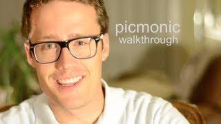 getlinkyoutube.com-Picmonic Walkthrough