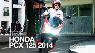 getlinkyoutube.com-TEST | HONDA PCX 125 : toujours plus pour 2014 !