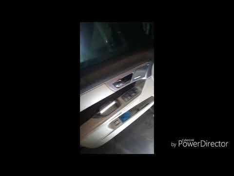 Как снять обшивку передней двери ягуар 2010года