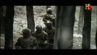 getlinkyoutube.com-Battle of the Bulge | Battlefield Detectives Documentary
