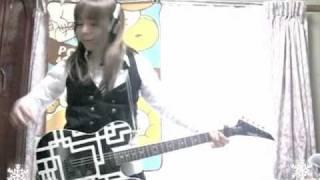 getlinkyoutube.com-BAD FEELING / BOØWY (Guitar Cover 3rd Trial )