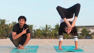 How to respect your body - يحترمون اجسامهم من خلال هذه الرياضة