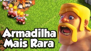 getlinkyoutube.com-A ARMADILHA MAIS RARA NO CLASH OF CLANS