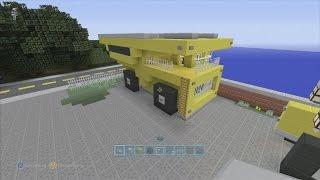 getlinkyoutube.com-SPANKLECHANK'S Minecraft Tutorials: How to make a Dump Truck