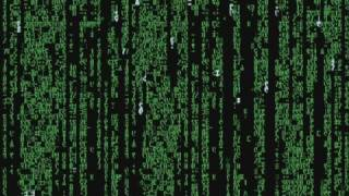 MATRIX dream scene