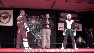 getlinkyoutube.com-Larry Tankson Jr  vs Elias Lemon Heavy Weight Super Fight Overall Fighting at Diamond Nationals 2011