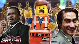 getlinkyoutube.com-Oscar Snubs 2015: Who Got Screwed?! - MOVIE FIGHTS!