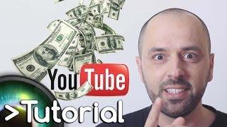 getlinkyoutube.com-Cómo ganar dinero en YouTube | Tutorial