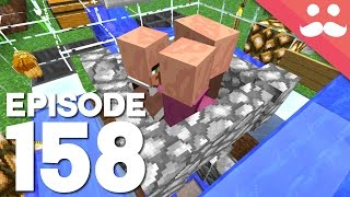 Hermitcraft 4: Episode 158 - VILLAGER TRANSPORTER!