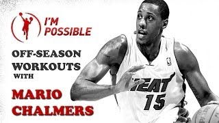 getlinkyoutube.com-Mario Chalmers Workout with Micah Lancaster