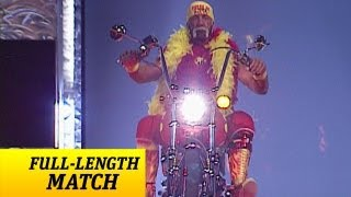 getlinkyoutube.com-FULL-LENGTH MATCH - Raw - Hulk Hogan vs. Ric Flair - WWE Championship Match