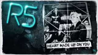r5 heart made up on you (full ep album)