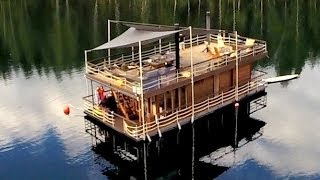 getlinkyoutube.com-Jalolautta - 145m² Floating house!