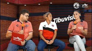 Entrevista con María Víctor, Portera TRV Femenil