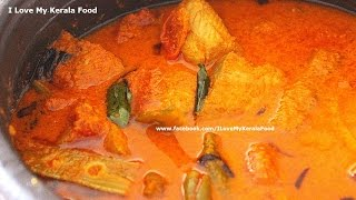 getlinkyoutube.com-Trivandrum Style Meen Curry/ Kerala Fish Curry- chinnuz' I Love My Kerala Food