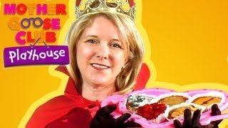 Queen of Hearts - Mother Goose Club Playhouse Nursery Rhymes
