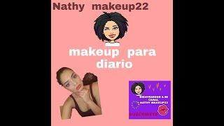 Maquillaje Sencillo/ Para Diario😚😙