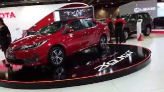 getlinkyoutube.com-قسم سيارات تويوتا في معرض عمان الدولي 2016 موديلات تعرض لاول مره في دول الخليج