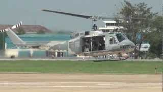 getlinkyoutube.com-Alpha Jet & UH-1H CSAR 100 ปีการบิน@ดอนเมือง