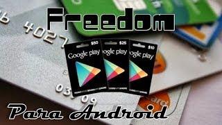 getlinkyoutube.com-Como usar Freedom android 2014-2015