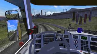 getlinkyoutube.com-ets2 scania 143 v8 + amazing sound