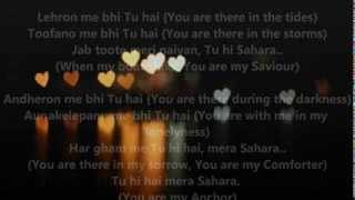 "getlinkyoutube.com-Hindi Christian song - ""Tu Hi Sahara"" - Dayanidhi Rao (With Lyrics)"