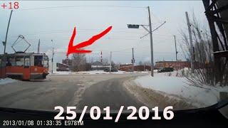 getlinkyoutube.com-Подборка АВАРИЙ Январь 2016 Car Crash Compilation #6