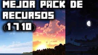 getlinkyoutube.com-Mi Mejor Pack de Texturas / Minecraft 1.7.10 / Pack de Recursos