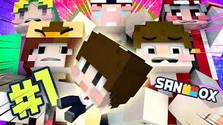 getlinkyoutube.com-레알 꿀잼 변신모드 ㅋㅋ [마인크래프트: 변신모드 '모욕감 특집' #1편] Minecraft [도티]