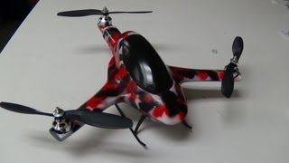 "Tricopter Scratch build ""Super TriSport"""