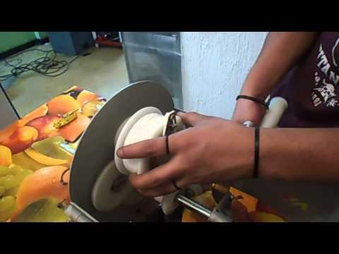 amarradora o atadora  de chorizos nk30 y nk31