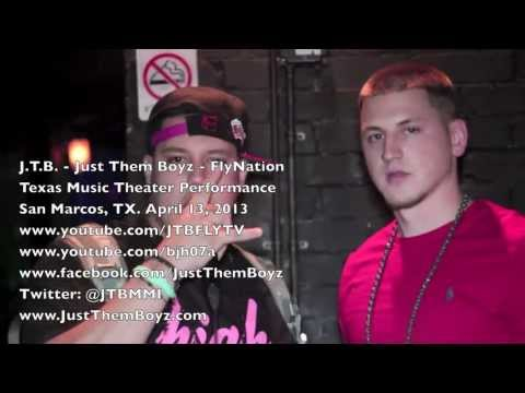 J.T.B. (Just Them Boyz) - Performance @TXMusicTheater w/ @BeatKingKong