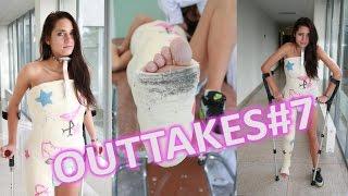 Outtakes#7 - Cheryl hip spica