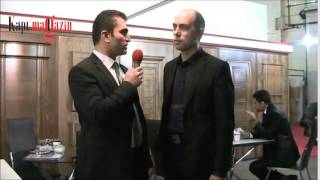 2016 Do Win Tech İran Kapı Fuarı Ali Tuna Ahşap