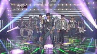 getlinkyoutube.com-【1080P】BTOB - WOW @ Comeback Stage (14 Sep,2012)