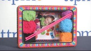 Fuzzy Wuzzy Knitting from Alex Toys