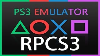 getlinkyoutube.com-RPCS3: HOW TO INSTALL PS3 GAMES .BIN ( PS3 EMULATOR ) 2016