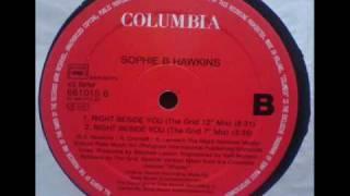 getlinkyoutube.com-Sophie B Hawkins - Right Beside You (The Grid 12'' Mix)