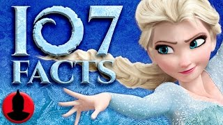 getlinkyoutube.com-107 Frozen Facts YOU Should Know! - ToonedUp @CartoonHangover