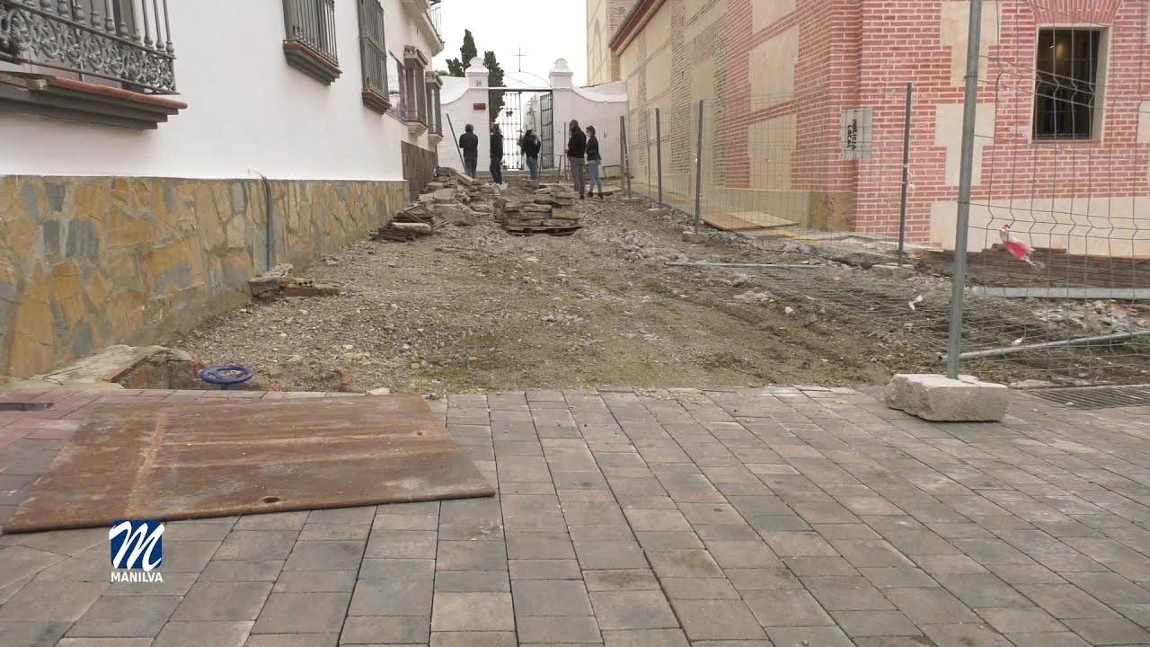 Reforma en calle Muro Aguilar