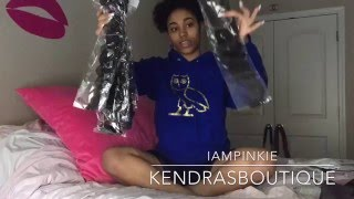 getlinkyoutube.com-IM BACCK!! Kendras Boutique Deep Wave Maintenance 💖