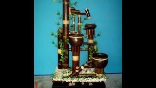 getlinkyoutube.com-Katalok produk kerajinan miniatur air mancur