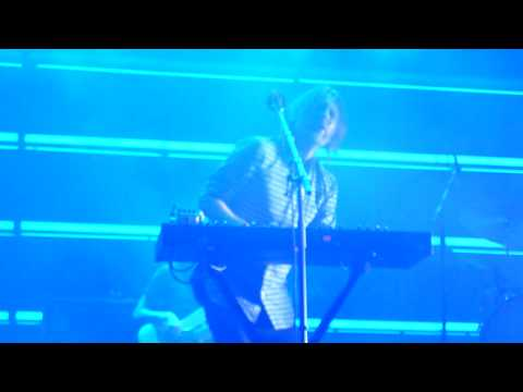 Radiohead - Staircase HD (front row!) @ Roseland Ballroom 09-29-11