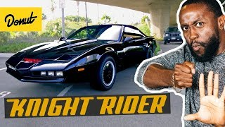 K.I.T.T. From Knight Rider | Miracle Whips width=
