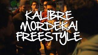 getlinkyoutube.com-KALIBRE - MORDEKAI (FREESTYLE)