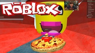 getlinkyoutube.com-NOM NOM! Let's play Roblox Get Eaten