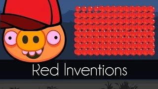 getlinkyoutube.com-Bad Piggies - RED INVENTIONS (Field of Dreams) - Request