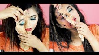 The Makeup you should NEVER Wear|NYX Face Award 2017 Entry| #FACEAwardsIndia width=