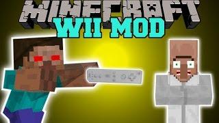 getlinkyoutube.com-Minecraft: WII MOD (CONTROL MOBS, EXPLOSIONS, & TIME CONTROL!) Mod Showcase